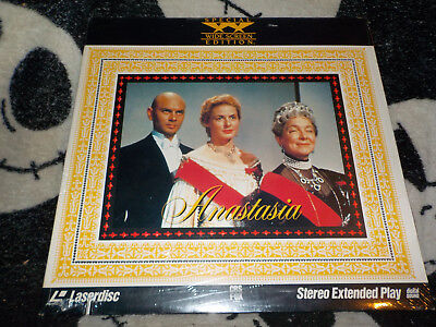 Anastasia Neu Originalverpackt Breitbildschirm Laserdisc Ld Yul Brynner Gratis