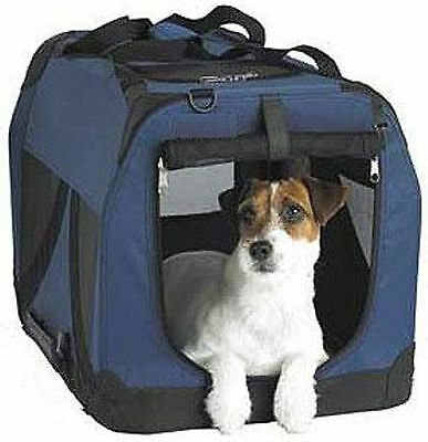 Portable pet dog cat carrier/house/crate [LARGE]