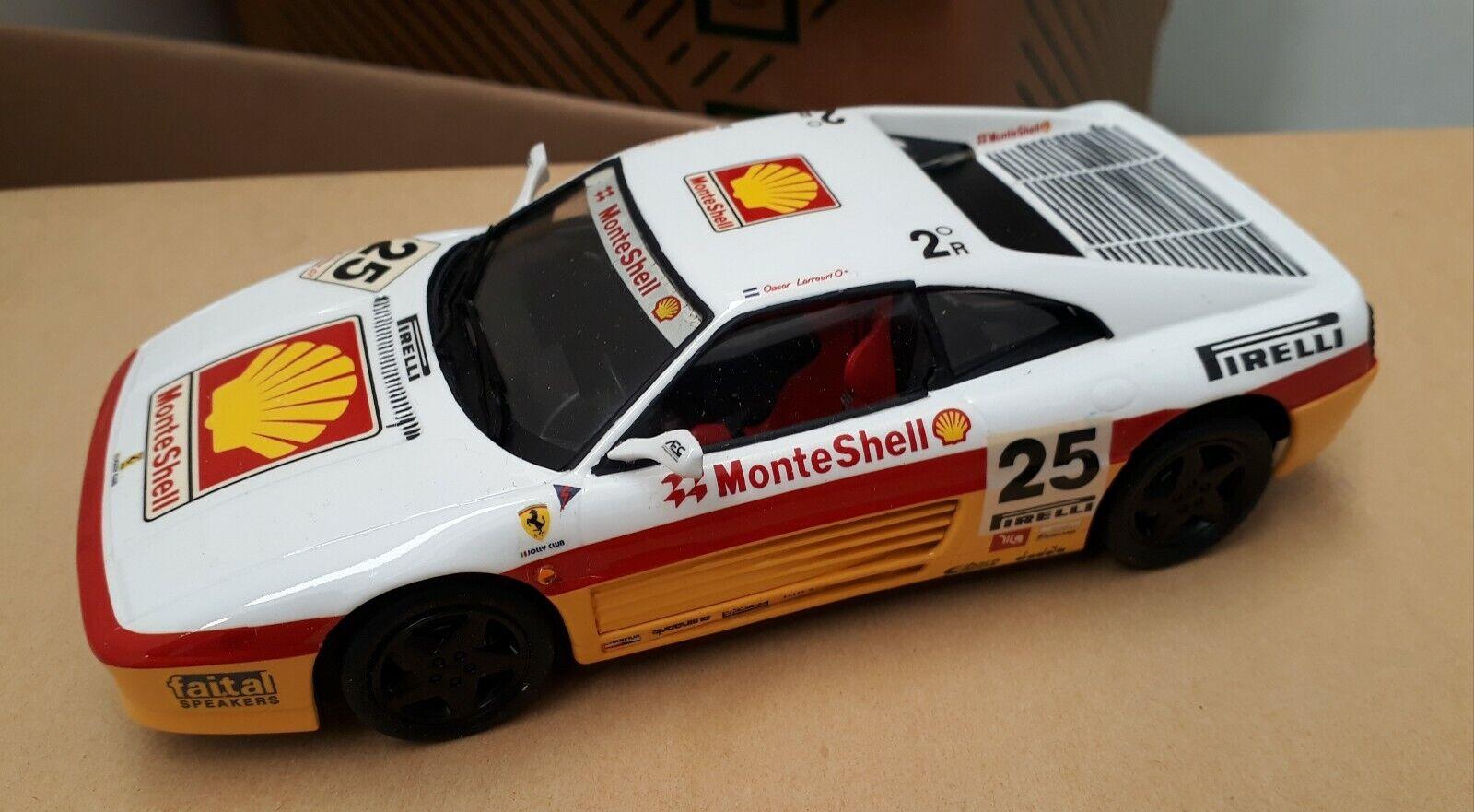 ofreciendo 100% Fujimi 1 1 1 24 Ferrari 348 Gt  mas preferencial