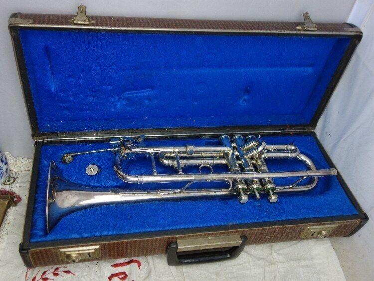 Trompete im Koffer K&H Kühnl