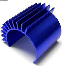 550 540 Motor Heatsink Heat Sink Vented Aluminium Blue