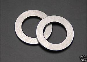 SEA DOO RXP/RXT/GTX 06-07 METAL SUPERCHARGER CLUTCH WASHERS