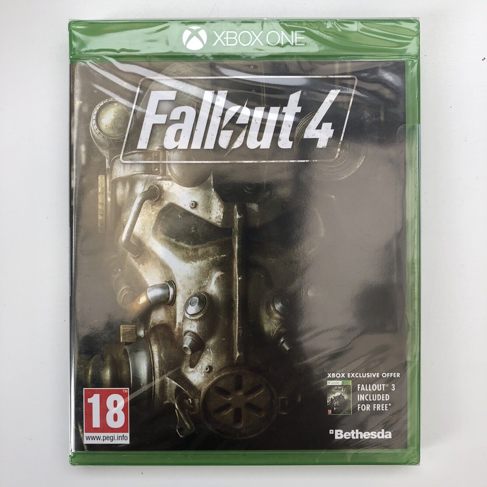 Fallout 4 (Includes Fallout 3) - Xbox One