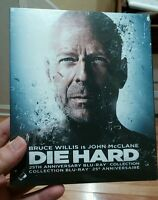 Die Hard: The Ultimate Collection (blu-ray Disc, 2013, Canadian)new - Free S&h