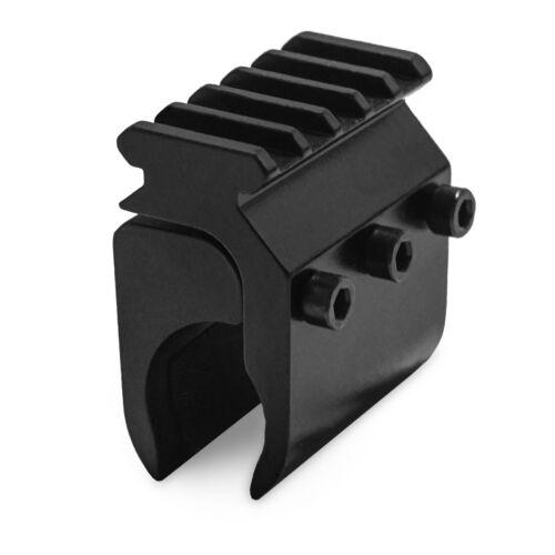 Tactique Fusil Chasse Lunettes Adaptateur de Monture 20mm Weaver Picatinny Rail