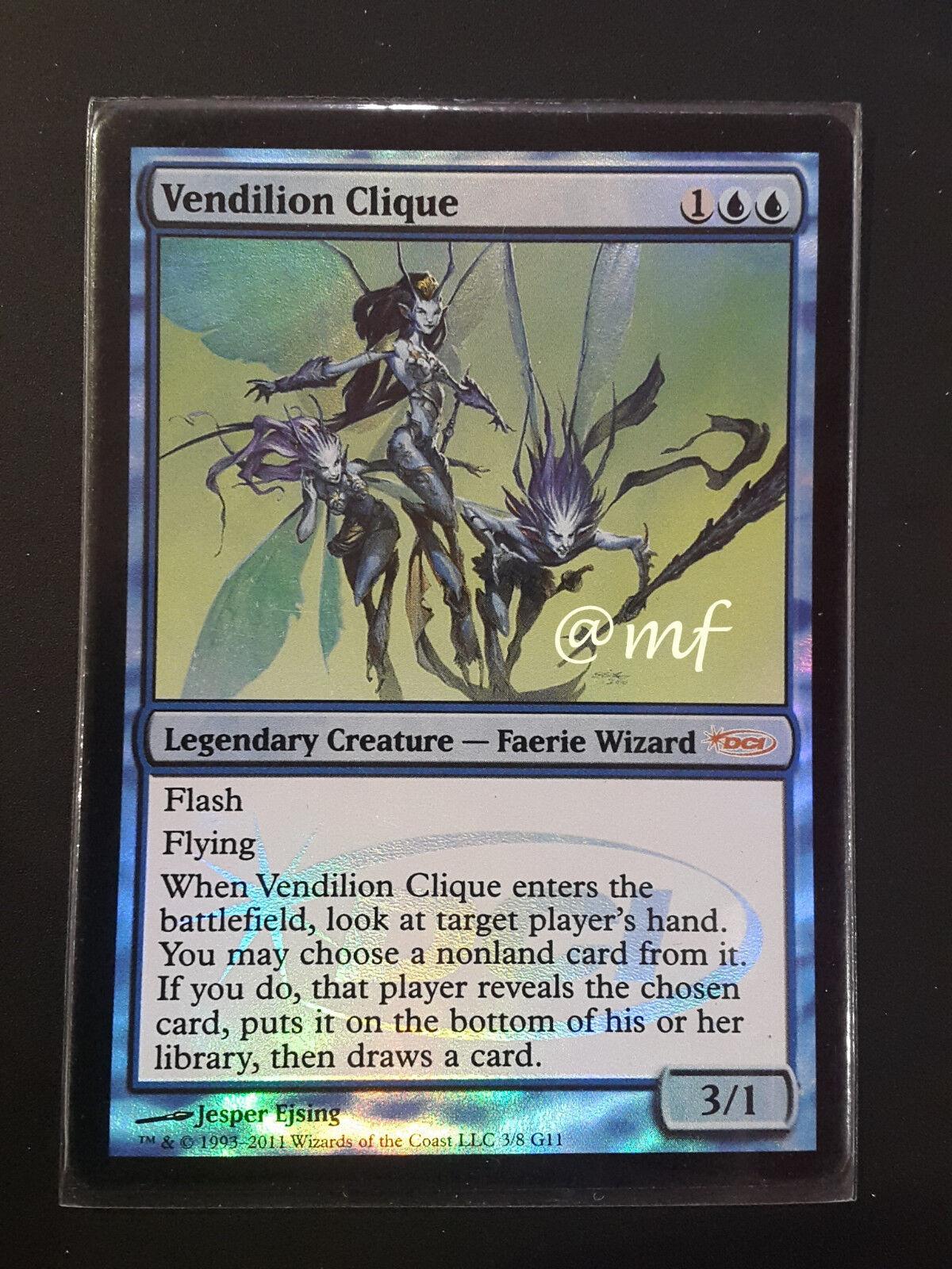 CLIQUE VENDILION - VENDILION CLIQUE FOLIE FOLIE FOLIE RICHTER MAGIC MTG [MF] 17278f