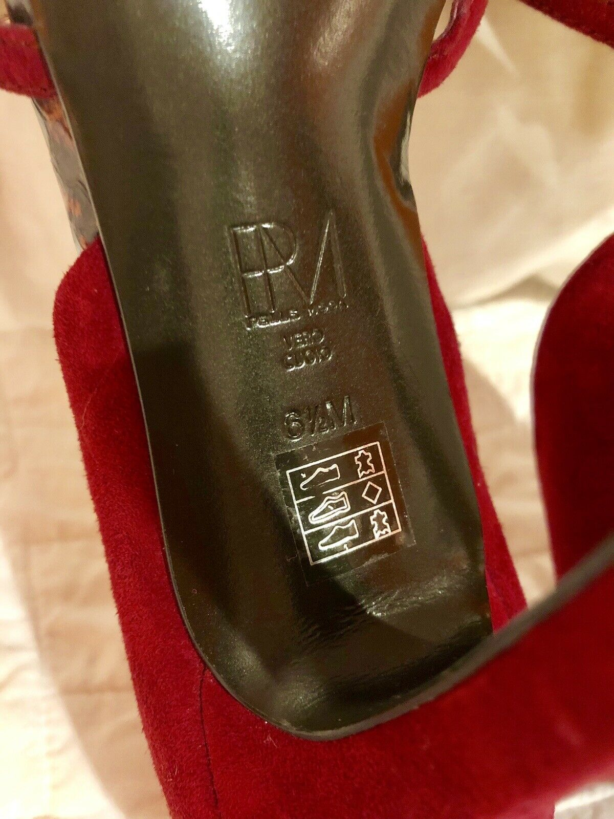Pelle Moda D'Orsay Cut Out Platforms Size Size Size 6 1 2 6.5 c3a1e3