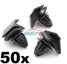 50x Sill Fundicion Clip, Side Skirt & Rocker Clips De Cubierta Para Ford Focus 1692599