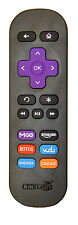 Latest Generation Replacement Remote for ROKU 1/ 2/ 3/ 4 LT HD XD XS 6 shortcuts