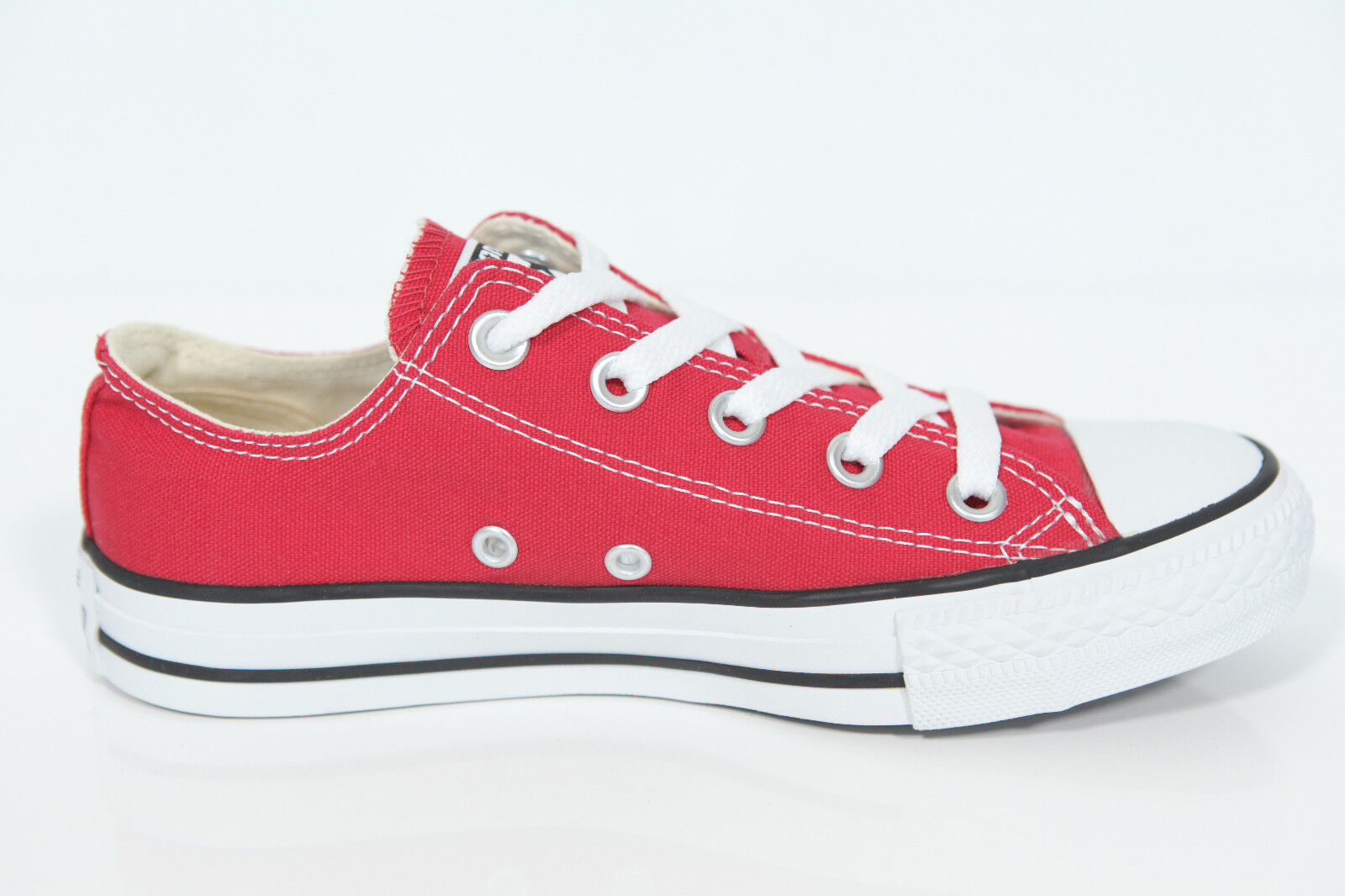 Neu Low All Star Converse Chucks Low Neu Retro Sneaker Zapatos Ox Can Rojo M9696 Retro 99984e