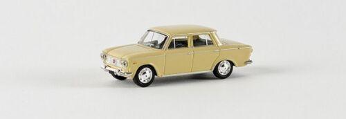 Brekina 22302-1//87 Fiat 1300  Beige Von Drummer Neu