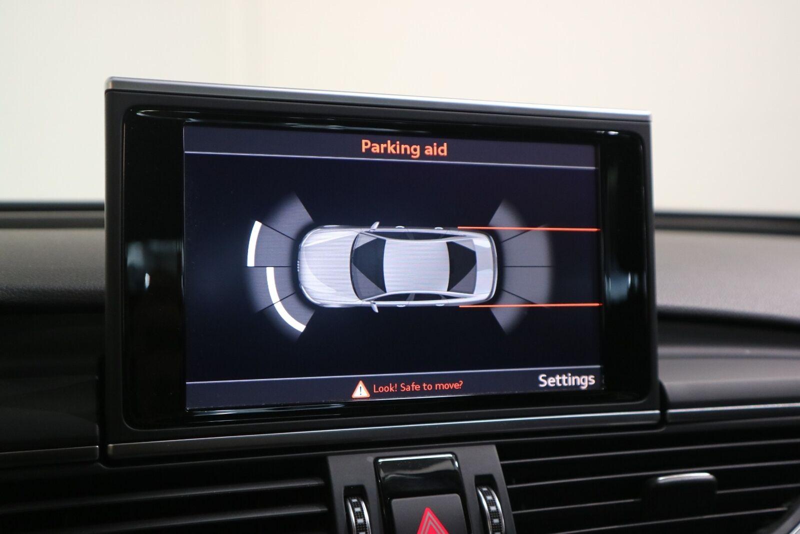 Audi A6 1,8 TFSi 190 Ultra S-line S-tr. - billede 9