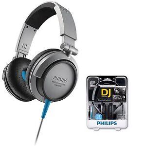 Philips-GENUINE-SHL3200-Headphones-DJ-Monitor-Style-High-Impact-Bass-NEW-Sealed