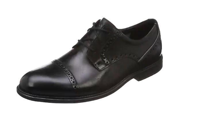Rockport Madson Plain Toe Men's shoes UK 10 EU 44 Brand New