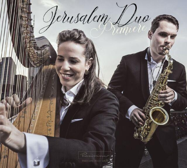 JERUSALEM DUO - PREMIERE   CD NEW!