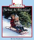 What Is Friction? by Lisa Trumbauer (Paperback, 2004)