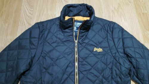 Brown L Superdry Coat Edition Taglia Giacca Athletic Quilted Jacket Ladies YHw77fq