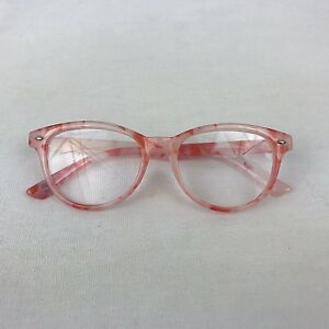 838cccf0c31 Image is loading Betsey-Johnson-1-50-Reading-Glasses-Pink-Marble-
