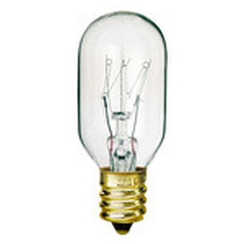 Electric Wax Tart Oil Potpourri Warmer  Burner Heat Lamps Light Bulbs Lot of 10
