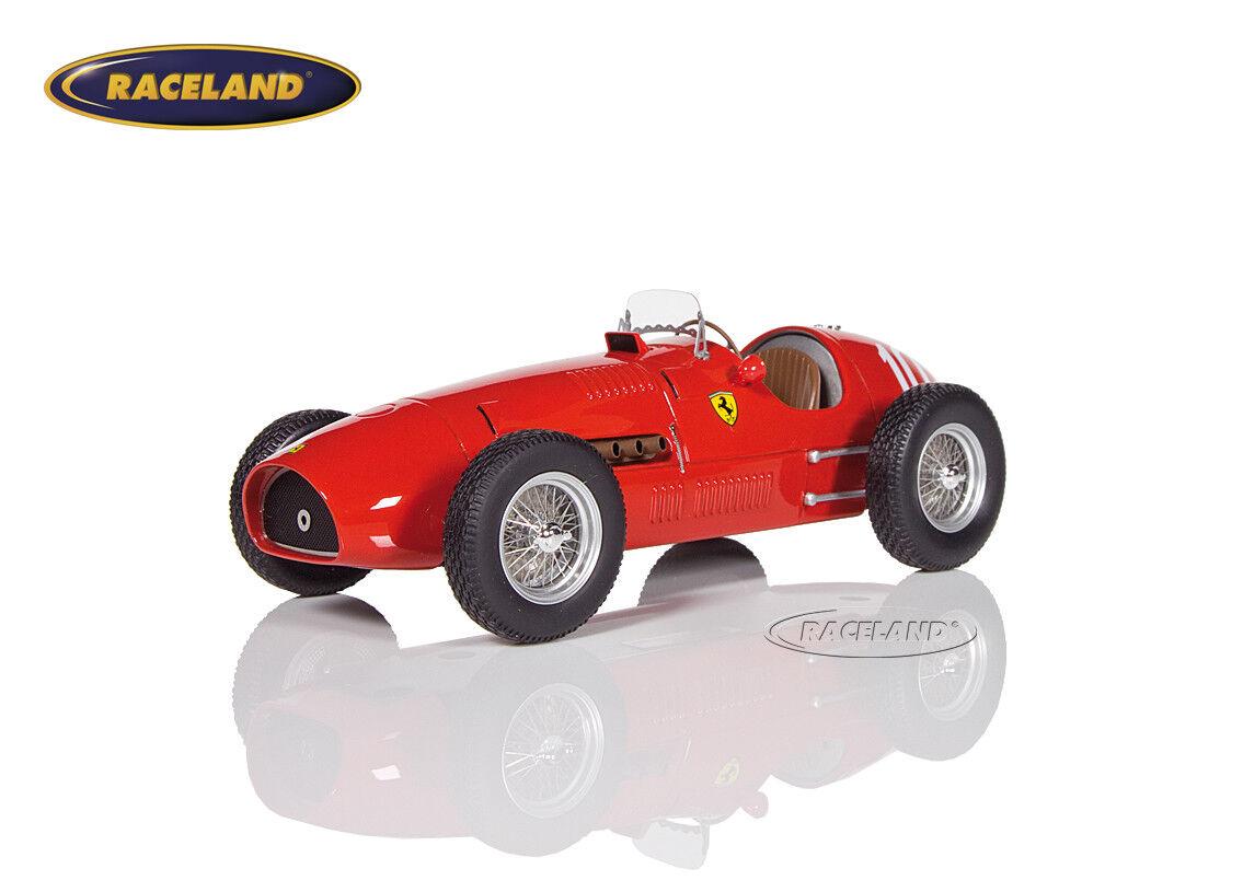 Ferrari 500 F2 2° GP Deutschland 1952 Giuseppe Farina, Tecnomodel 1 18, TM1866E