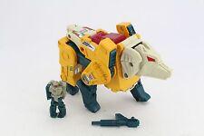 Transformers G1 Weirdwolf Headmasters Mondo (Missing Arm) Missing Tail