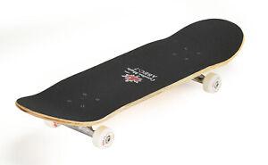 Spartan-Skateboard-Top-Board-Komplettboard-Ahorn-ABEC-7
