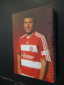 98161 Mark van Bommel FC Bayern München unsignierte Autogrammkarte Werbekarte