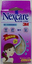 3M Nexcare Blemish Acne CARE DRESSING PIMPLE STICKERS PATCH EXP(2021) 50PCS