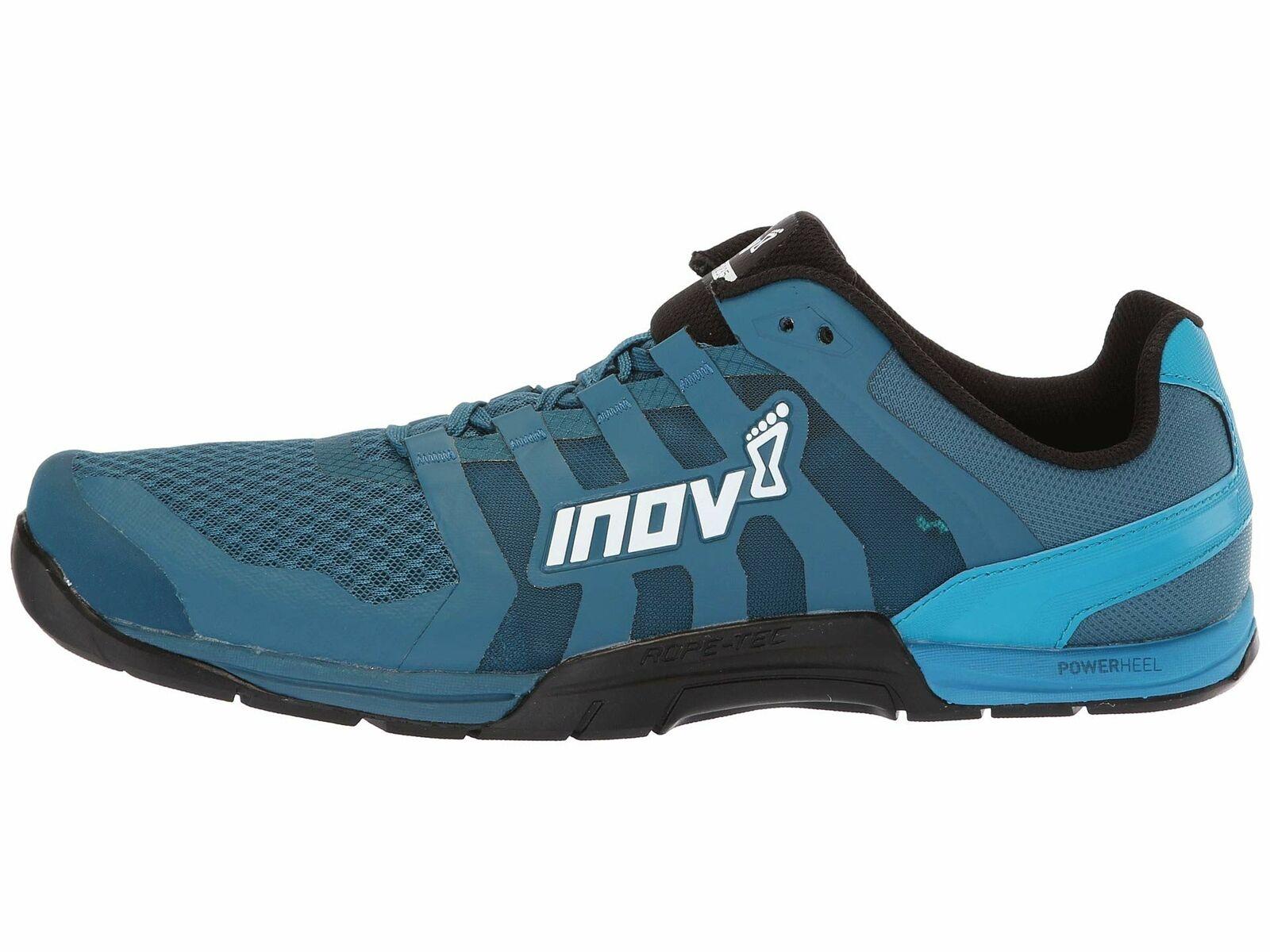 86d03958 Inov 8 235 V2 Azul verde Negro Hombre Zapatos de entrenamiento cruzado  F-Lite - nfapce9432-Zapatillas deportivas