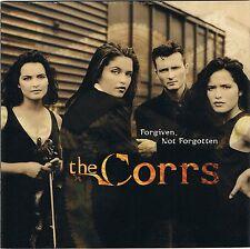 THE CORRS - FORGIVEN NOT FORGOTTEN - CD Album NEU - 7567-92612-2