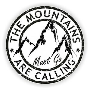 The-Mountains-Are-Calling-Vinyl-Sticker-for-Bumper-Baggage-Travel-Bag-Laptop