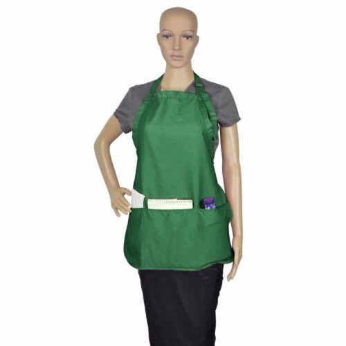 12 Aprons Commercial Restaurant Bib Waitress 100/% Cotton Bulk Wholesale 1 Dozen