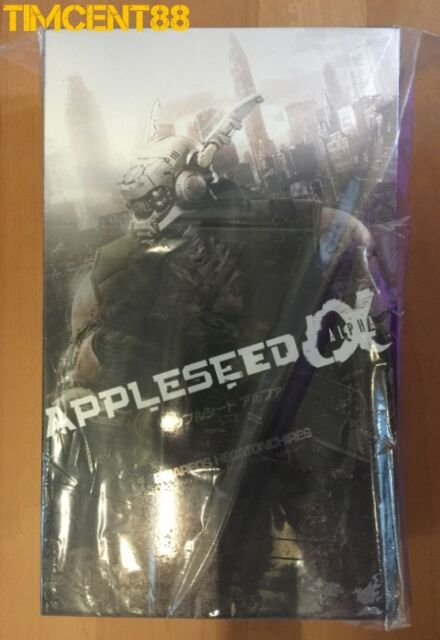 Ready Hot Toys MMS269 Appleseed Alpha Briareos Hecatonchires 1//6 Figure