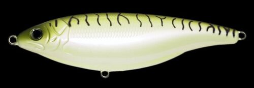 Hooks /& Rings Not Included 5 Colors 3 Stick Shad Shadd SwimBaits in 2 Sizes