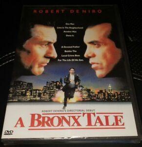 A Bronx Tale (DVD, WIDE SCREEN)  BRAND NEW