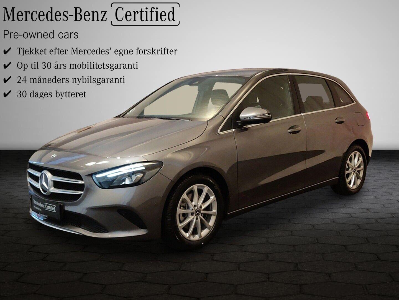 Mercedes B200 1,3 Advantage aut. 5d - 364.900 kr.