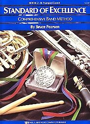 Instruction Books, Cds & Video Standard Of Excellence 2 Trumpet/cornet Strengthening Sinews And Bones