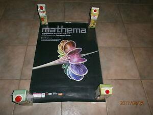 Ausstellungs-Poster-MATHEMA-Mathematik-Deutsche-Technikmuseum-Berlin-2008-2009
