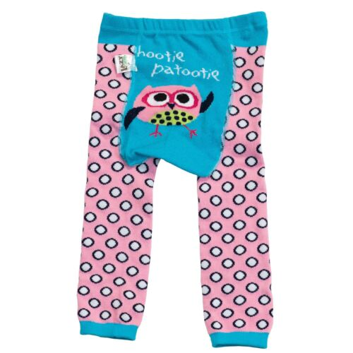 LazyOne Girls Hootie Patootie Leggings