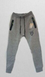 Gold Diamond Pantalones Deportivos Para Hombre Gym Chandal Sport Talla L Ebay