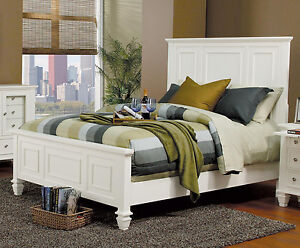 Details about Classic Bedroom Set King & Queen Size Bed Master Bedroom  Furniture 4pcs Set