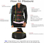 Ny Lambskin Jacket Look Leather Women's Biker Hot Black arqwPpa