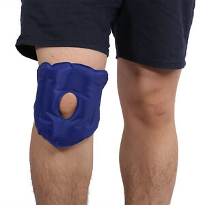 Ice Cold Hot Compress Therapy Gel Pack Wrap For Knee//Calf//Shin//Arm Knee Pad Outd