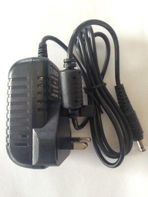 Powery Alimentation pour Radio de Chantier Makita DMR102 Adaptateur Secteur pour Outil /électrique 12V