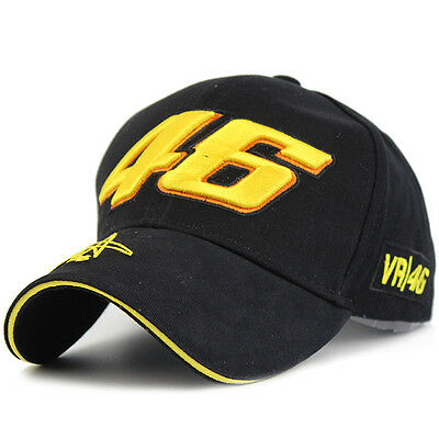 46 Latter Baseball Cap Snapback Hat Auto Racing Embroidery Sport Snapback