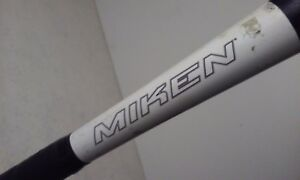 Miken-RZR-Alloy-Practice-Baseball-Bat-Senior-League-Youth-TBRZ11-Softball-Flex