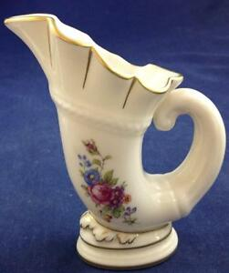 LENOX-LENOX-ROSE-Horn-of-Plenty-Vase-J300-GREAT-CONDITION