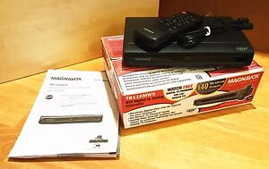 magnavox sdtv dtv digital to analog converter box tv tuner tb110mw9 rh ebay com Magnavox TB110MW9 ManualDownload Magnavox TB110MW9 ManualDownload
