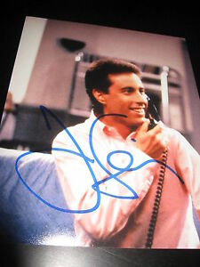 JERRY-SEINFELD-SIGNED-AUTOGRAPH-8x10-PHOTO-PROMO-TELEVISION-ICONIC-COMEDIAN-X8