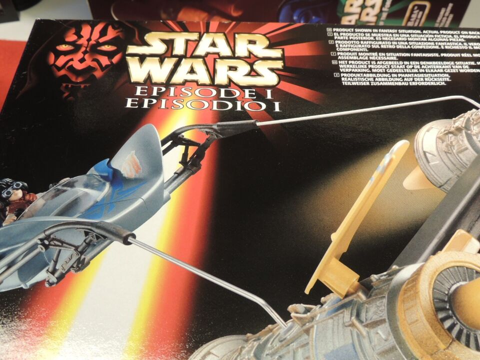 STAR WARS - ANAKIN SKYWALKER PODRACER, STAR WARS